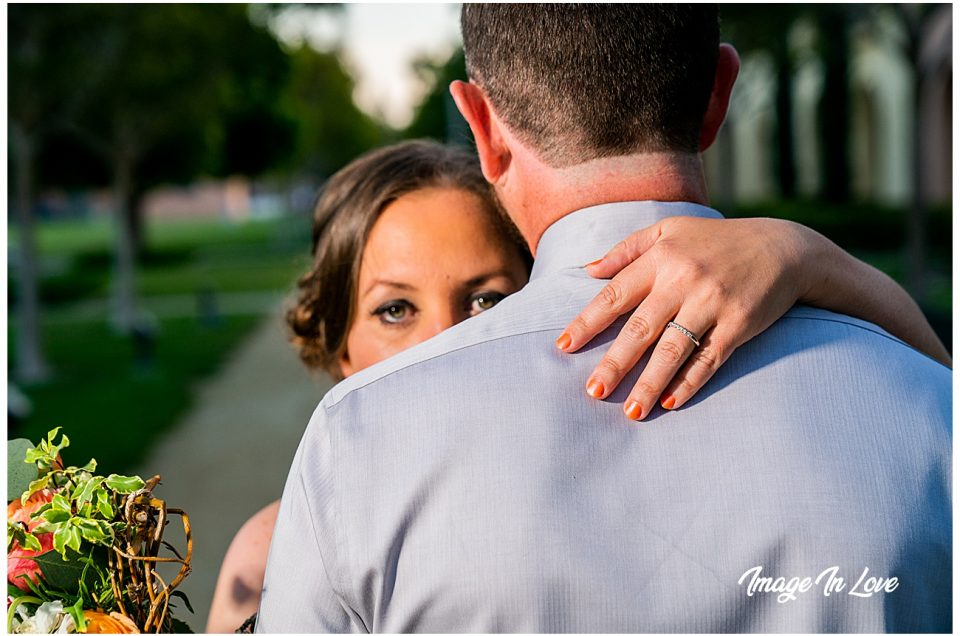 Liberty Station Stone Brewery Wedding